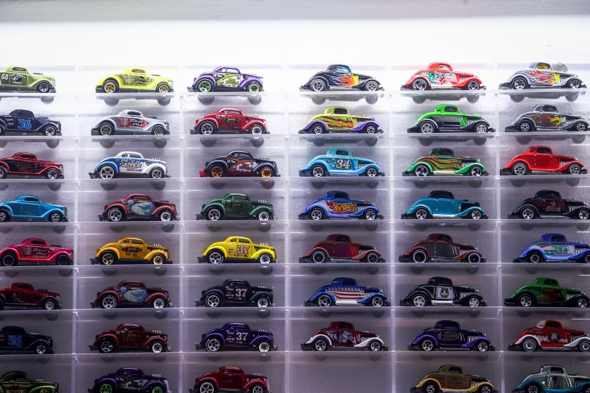 Malaysia's biggest Hot Wheels collector has over 10,000 pieces – cost RM100k, valued at RM200k-300k Image #1000712