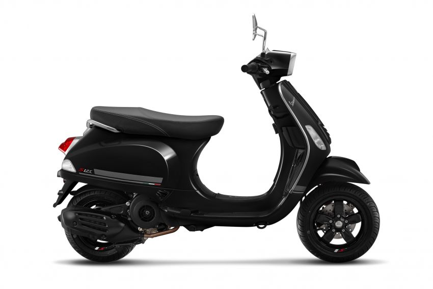 2019 Vespa Primavera S 150, Sprint S 150 and S125 Carbon Edition launch in Malaysia – from RM12,500 Image #999282