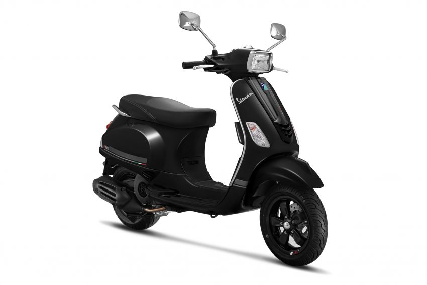 2019 Vespa Primavera S 150, Sprint S 150 and S125 Carbon Edition launch in Malaysia – from RM12,500 Image #999287