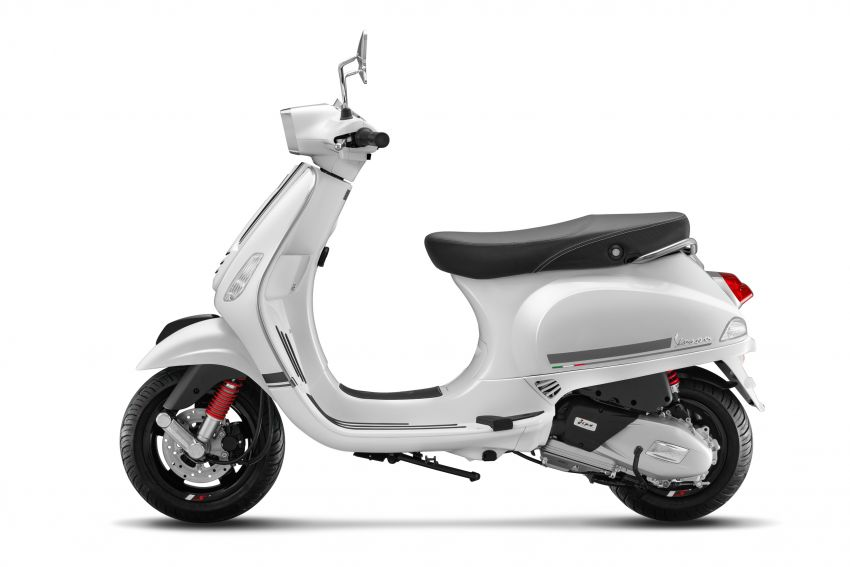 2019 Vespa Primavera S 150, Sprint S 150 and S125 Carbon Edition launch in Malaysia – from RM12,500 Image #999290