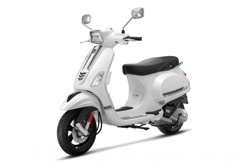 2019 Vespa Primavera S 150, Sprint S 150 and S125 Carbon Edition launch in Malaysia – from RM12,500 Image #999291
