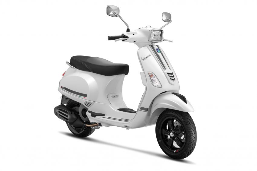 2019 Vespa Primavera S 150, Sprint S 150 and S125 Carbon Edition launch in Malaysia – from RM12,500 Image #999293