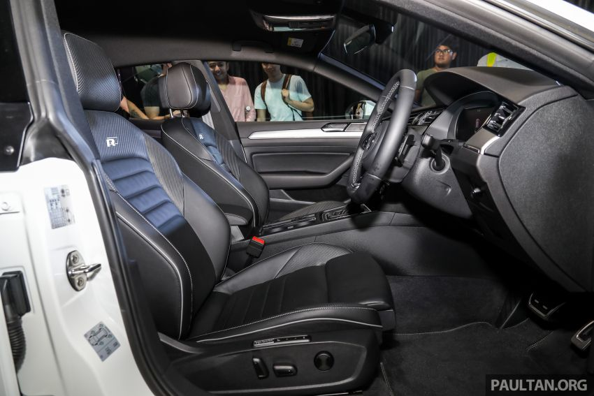 GALLERY: VW Arteon previewed in M'sia; Oct launch Image #1009179