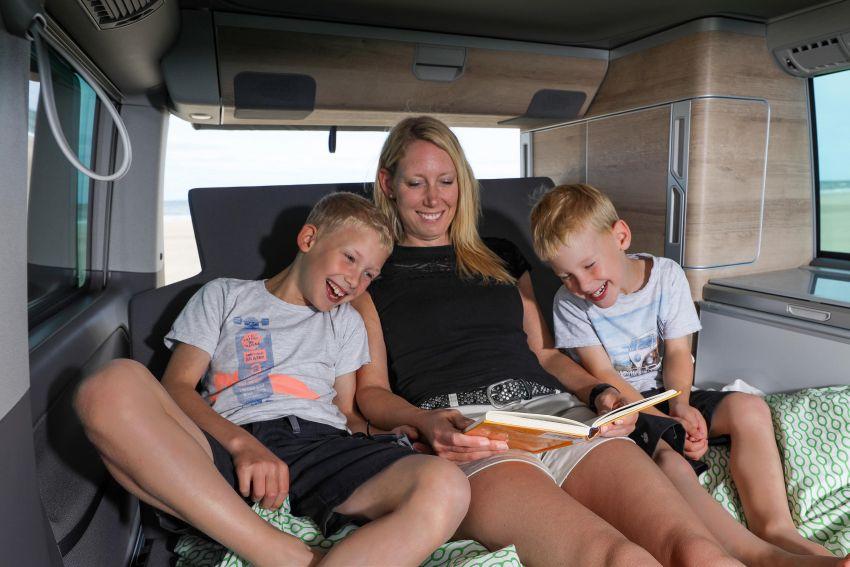 Volkswagen California 6.1 – the ultimate camper van Image #997426
