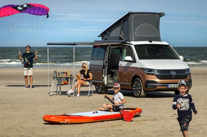 Volkswagen California 6.1 – the ultimate camper van Image #997427