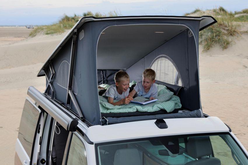 Volkswagen California 6.1 – the ultimate camper van Image #997428