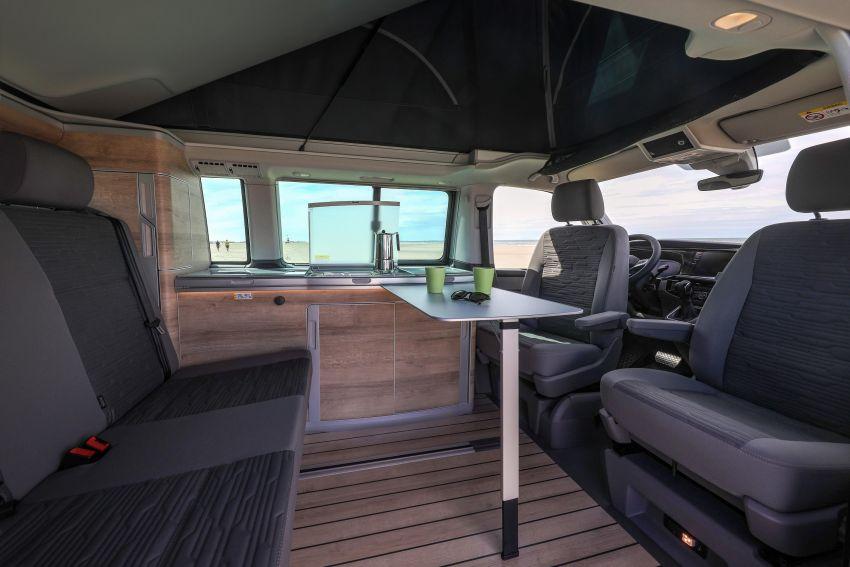 Volkswagen California 6.1 – the ultimate camper van Image #997417