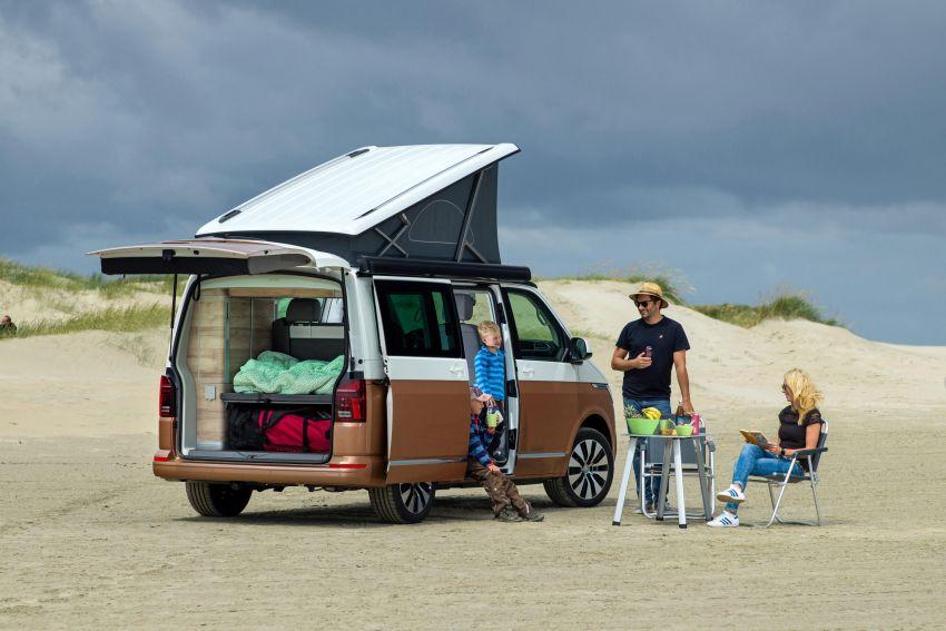 Volkswagen California 6.1 – the ultimate camper van Image #997421