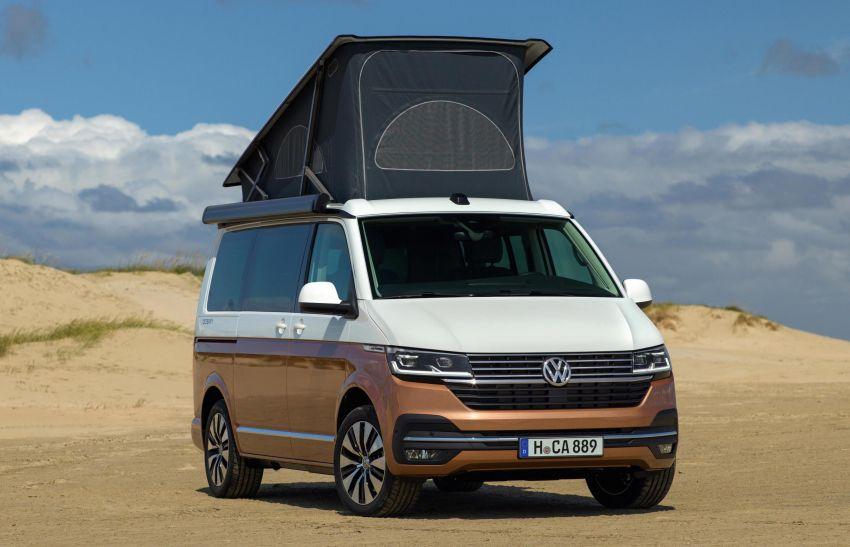 Volkswagen California 6.1 – the ultimate camper van Image #997423