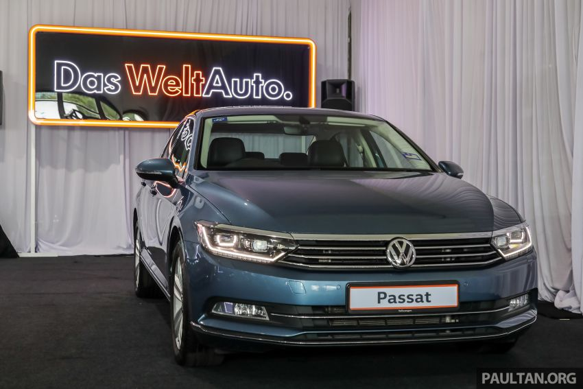 Das WeltAuto, VW Malaysia's pre-owned arm launched Image #1009156