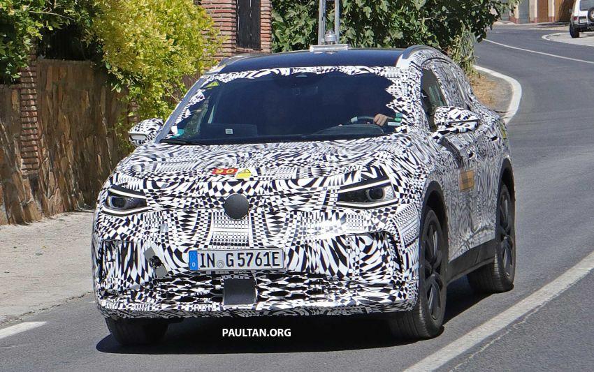 SPYSHOTS: Volkswagen ID. Crozz in production body Image #996257