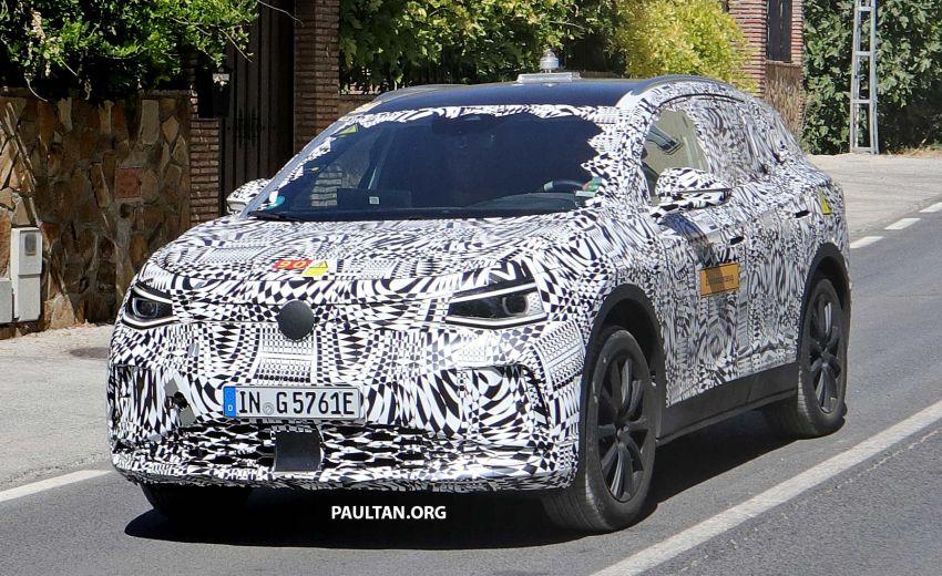 SPYSHOTS: Volkswagen ID. Crozz in production body Image #996260