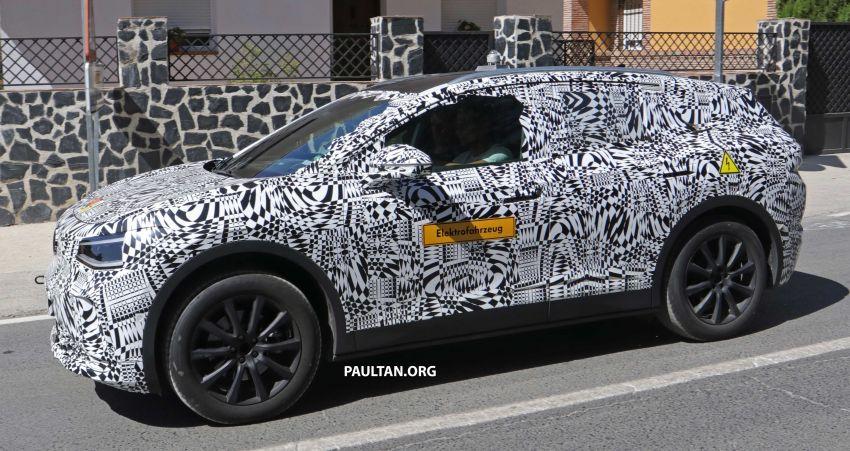 SPYSHOTS: Volkswagen ID. Crozz in production body Image #996265