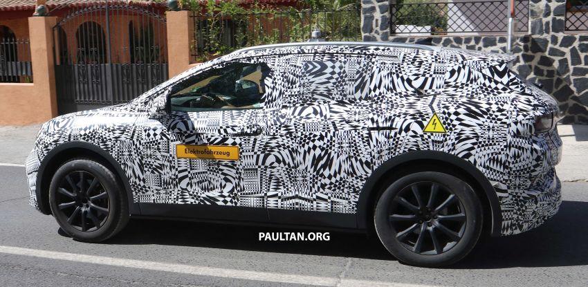 SPYSHOTS: Volkswagen ID. Crozz in production body Image #996282