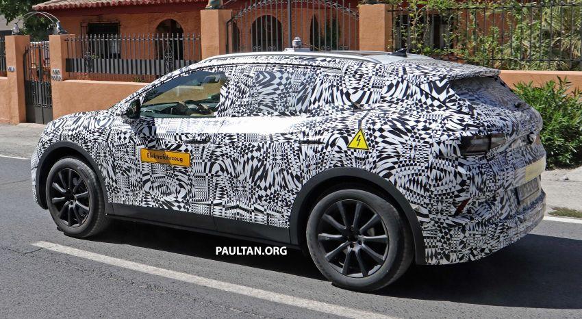 SPYSHOTS: Volkswagen ID. Crozz in production body Image #996284