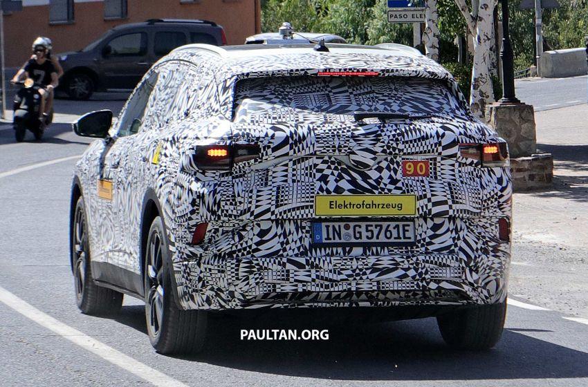 SPYSHOTS: Volkswagen ID. Crozz in production body Image #996309
