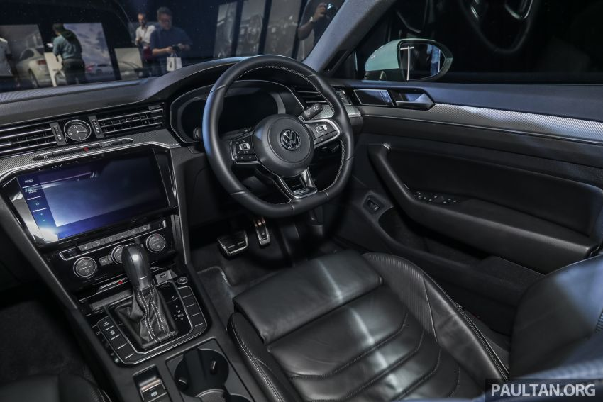 GALLERY: VW Arteon previewed in M'sia; Oct launch Image #1009246