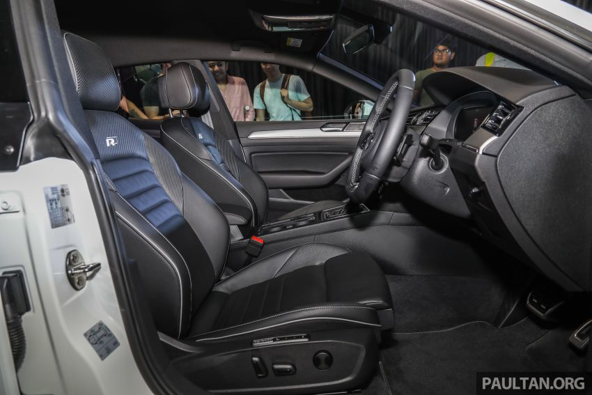 GALLERY: VW Arteon previewed in M'sia; Oct launch Image #1009248