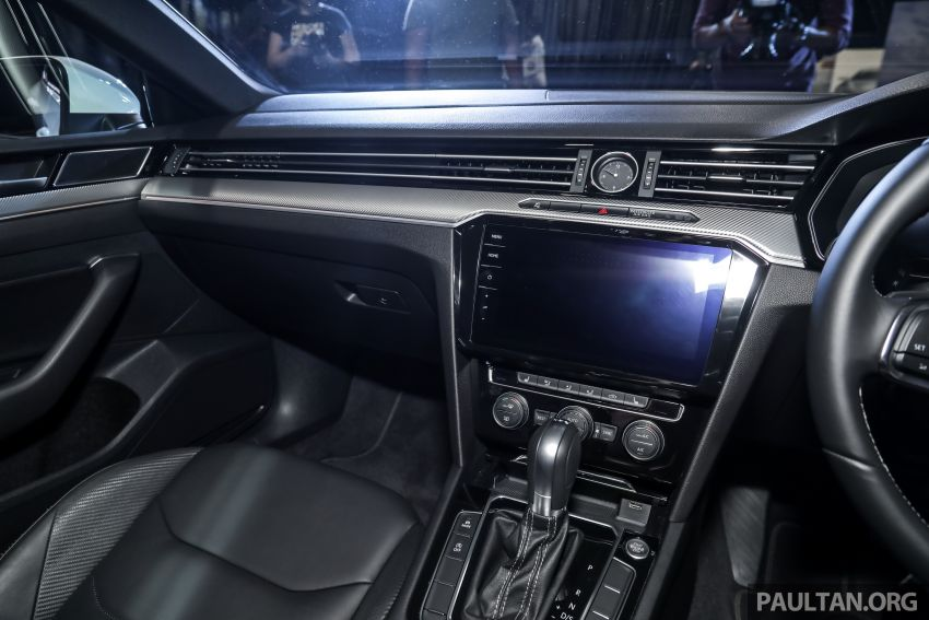 GALLERY: VW Arteon previewed in M'sia; Oct launch Image #1009232