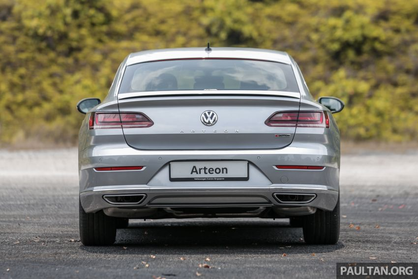 GALLERY: VW Arteon previewed in M'sia; Oct launch Image #1008919