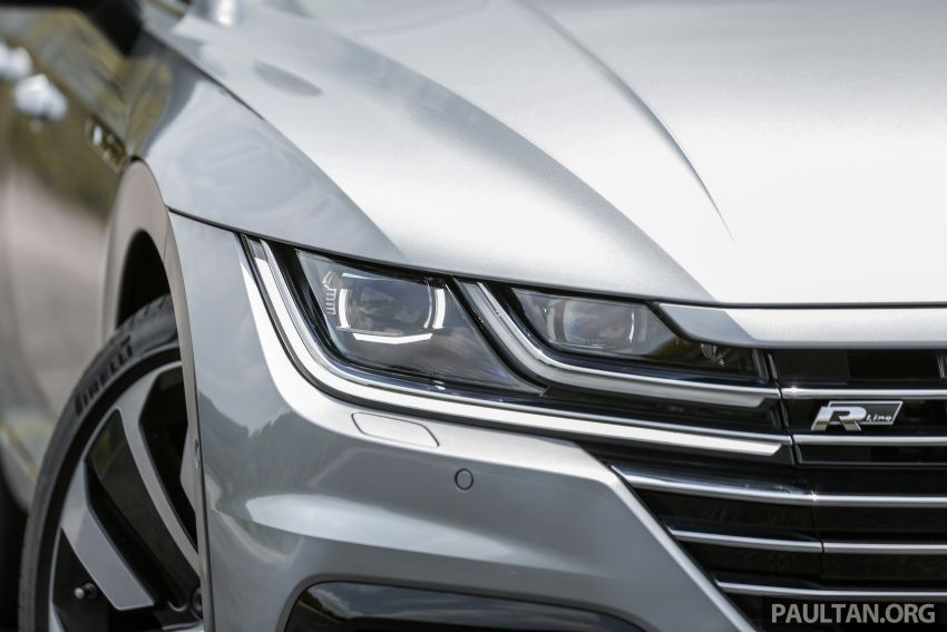 GALLERY: VW Arteon previewed in M'sia; Oct launch Image #1008935