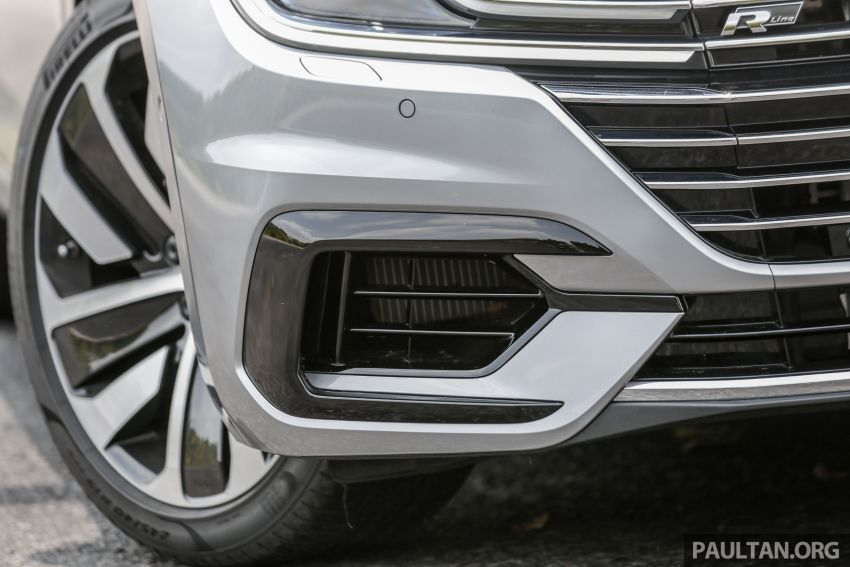 GALLERY: VW Arteon previewed in M'sia; Oct launch Image #1008942