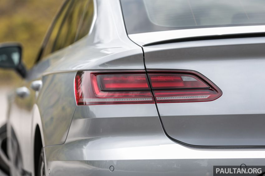 GALLERY: VW Arteon previewed in M'sia; Oct launch Image #1008959