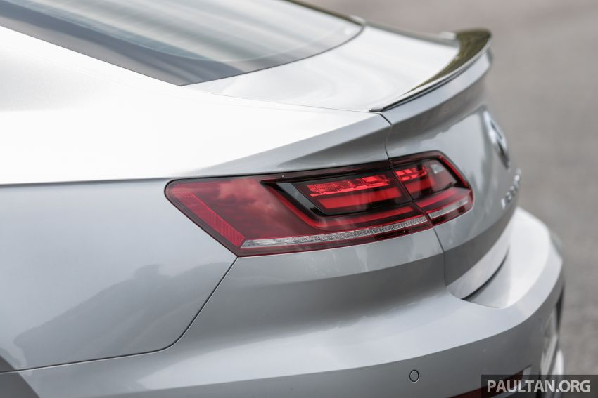 GALLERY: VW Arteon previewed in M'sia; Oct launch Image #1008960