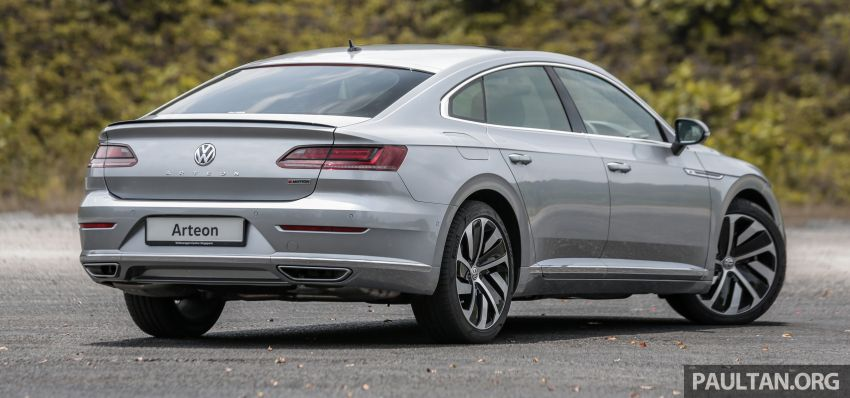 GALLERY: VW Arteon previewed in M'sia; Oct launch Image #1008913
