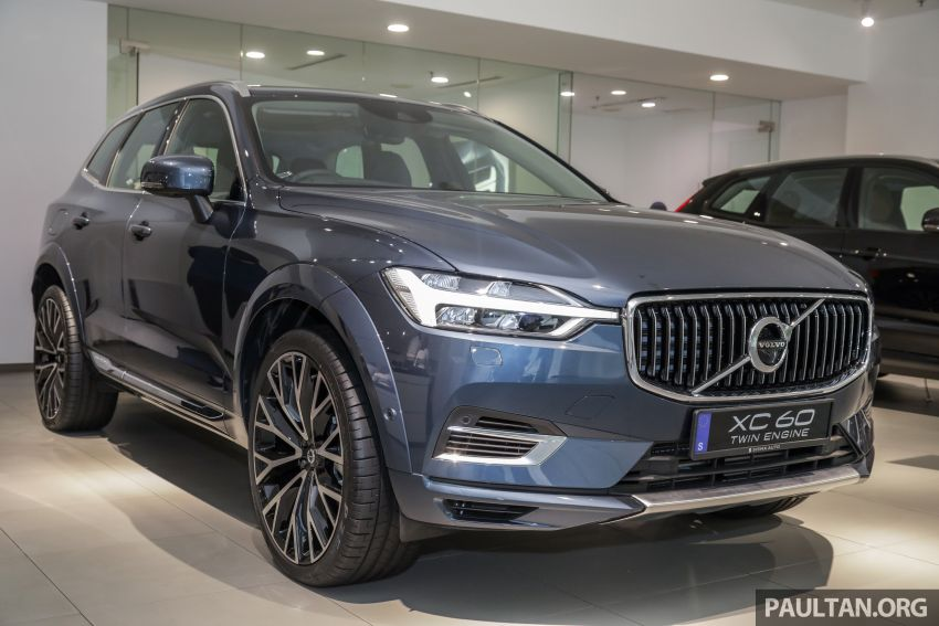 GALLERY: Volvo XC60 T8 with optional accessories Image #996537