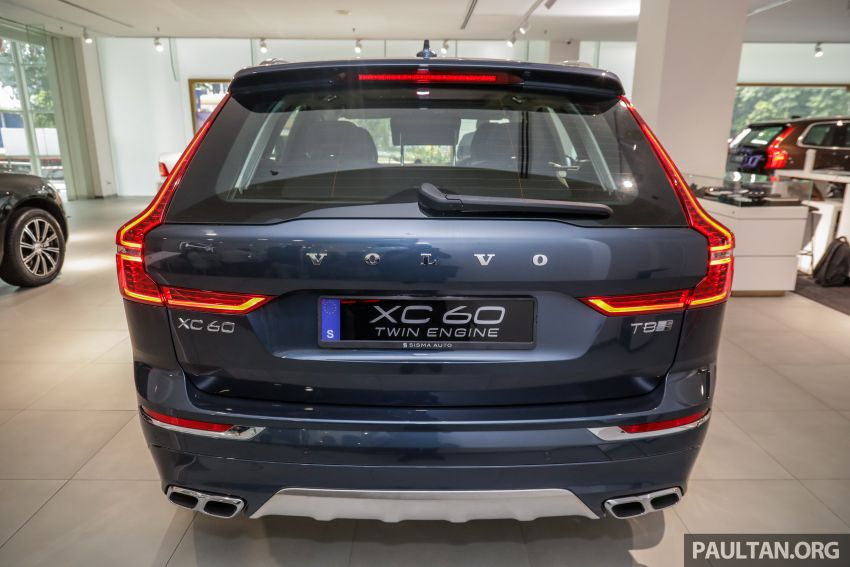 GALLERY: Volvo XC60 T8 with optional accessories Image #996541