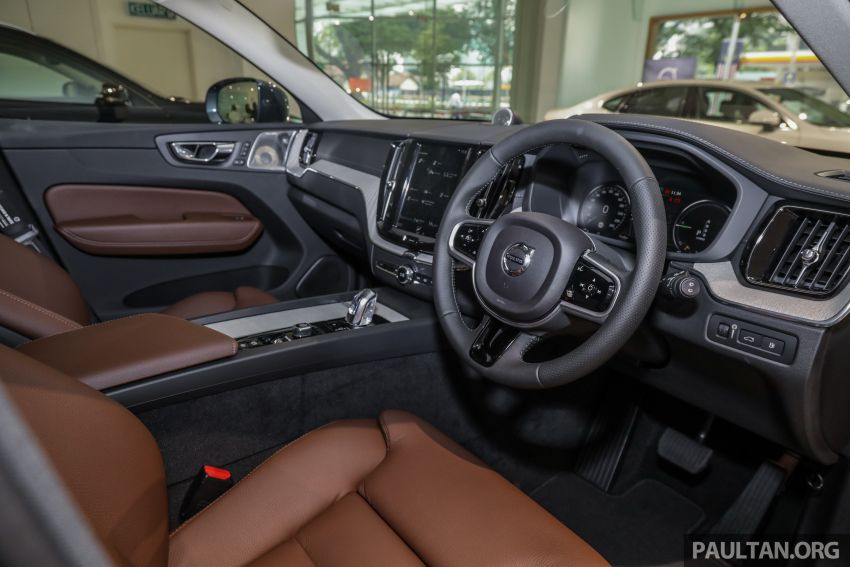 GALLERY: Volvo XC60 T8 with optional accessories Image #996564