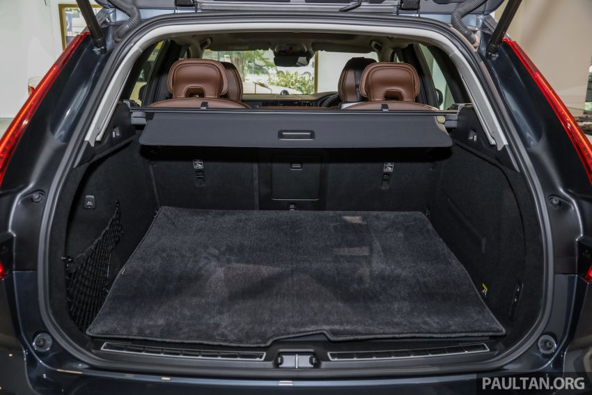 GALLERY: Volvo XC60 T8 with optional accessories Image #996601