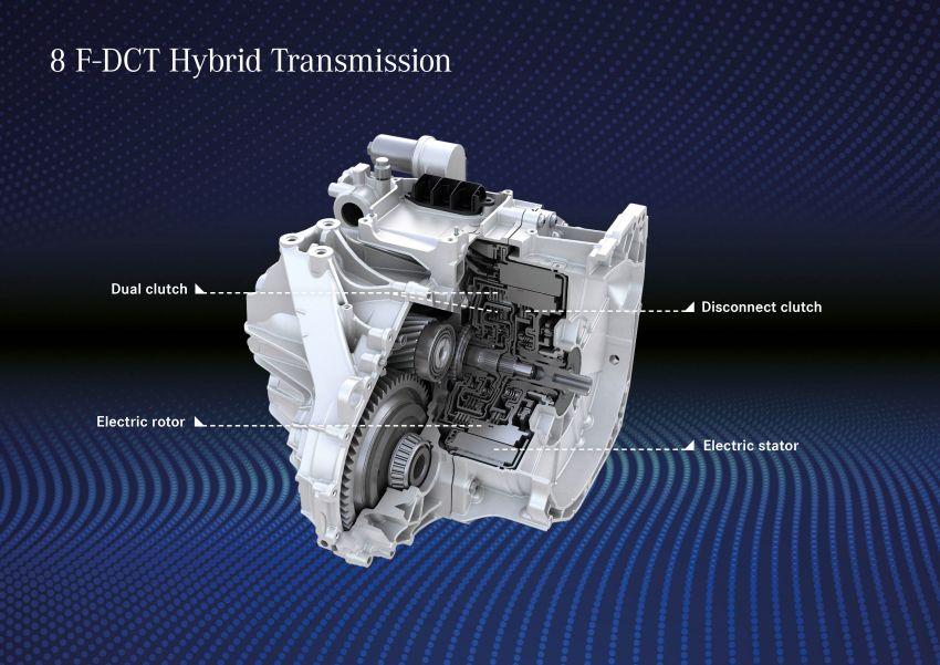 W177 Mercedes-Benz A250e plug-in hybrid debuts – joined by A250e Sedan and B250e; 70-77 km EV range Image #1003475