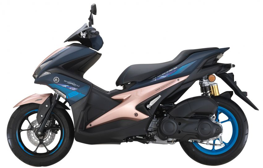 2019 Yamaha Y15ZR and NVX155 Doxou launched at Yamaha Gen Blu Carnival – price from RM8,868 Image #997154