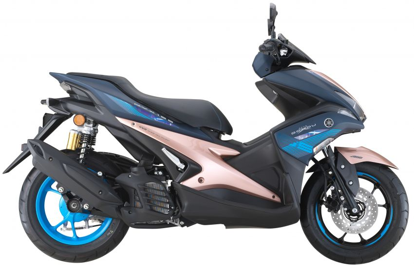 2019 Yamaha Y15ZR and NVX155 Doxou launched at Yamaha Gen Blu Carnival – price from RM8,868 Image #997160