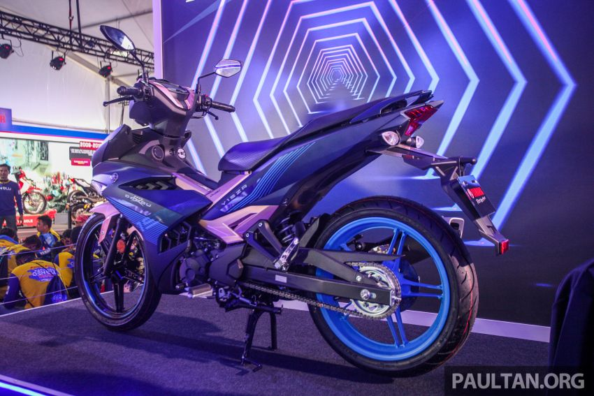 2019 Yamaha Y15ZR and NVX155 Doxou launched at Yamaha Gen Blu Carnival – price from RM8,868 Image #997173