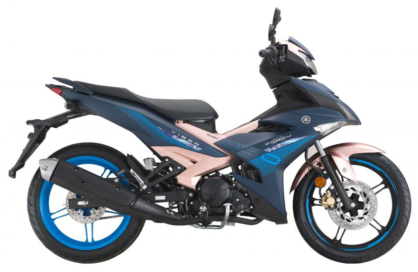 2019 Yamaha Y15ZR and NVX155 Doxou launched at Yamaha Gen Blu Carnival – price from RM8,868 Image #997190