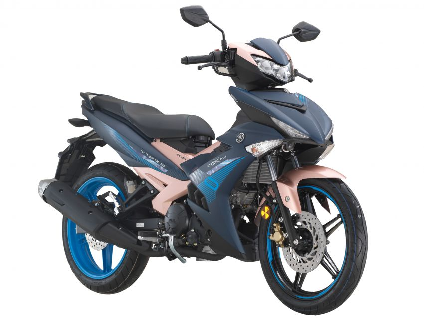 2019 Yamaha Y15ZR and NVX155 Doxou launched at Yamaha Gen Blu Carnival – price from RM8,868 Image #997191