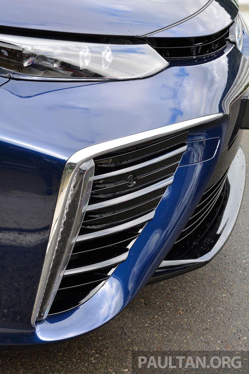 Toyota Mirai gen-kedua bakal dilancarkan pada 2020 Image #1021284