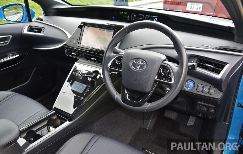 Toyota Mirai gen-kedua bakal dilancarkan pada 2020 Image #1021286