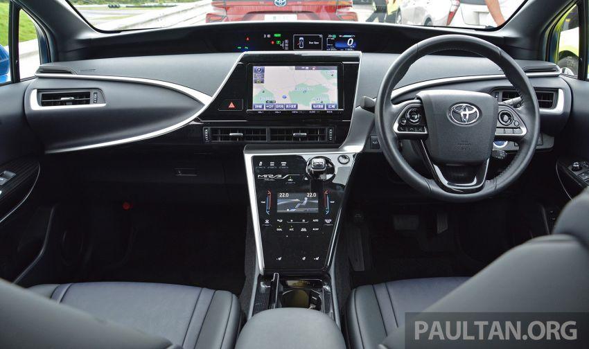 Toyota Mirai gen-kedua bakal dilancarkan pada 2020 Image #1021288