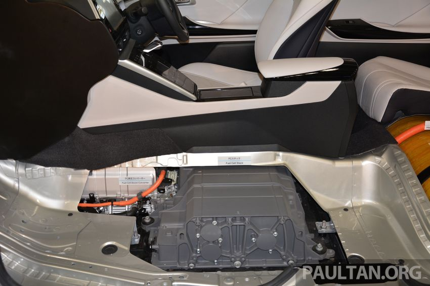Toyota Mirai gen-kedua bakal dilancarkan pada 2020 Image #1021299