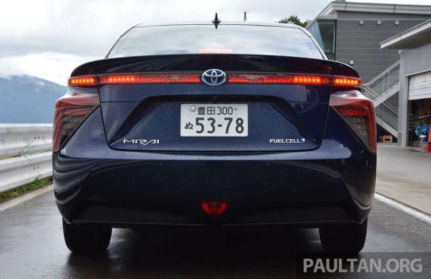 Toyota Mirai gen-kedua bakal dilancarkan pada 2020 Image #1021301