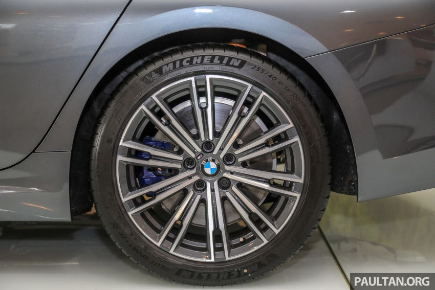 GALLERY: Locally-assembled G20 BMW 330i in detail Image #1022739