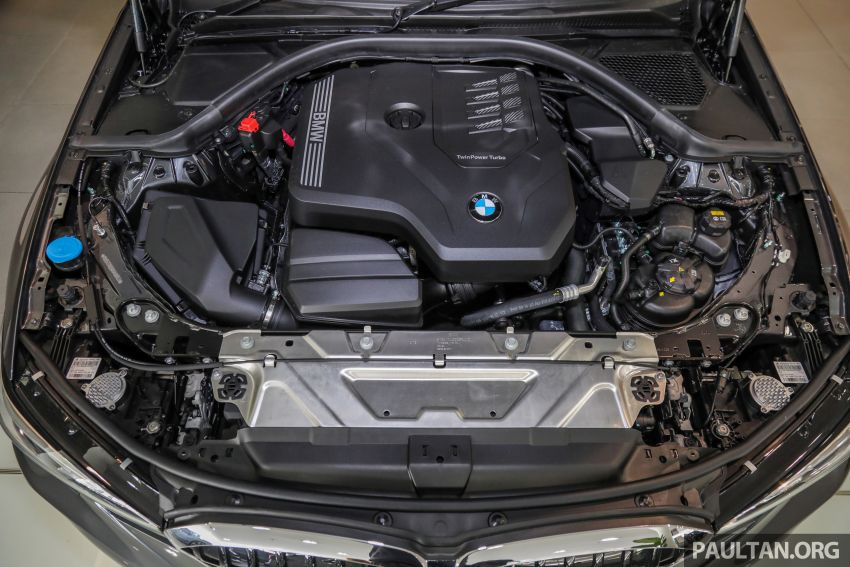 GALLERY: Locally-assembled G20 BMW 330i in detail Image #1022762