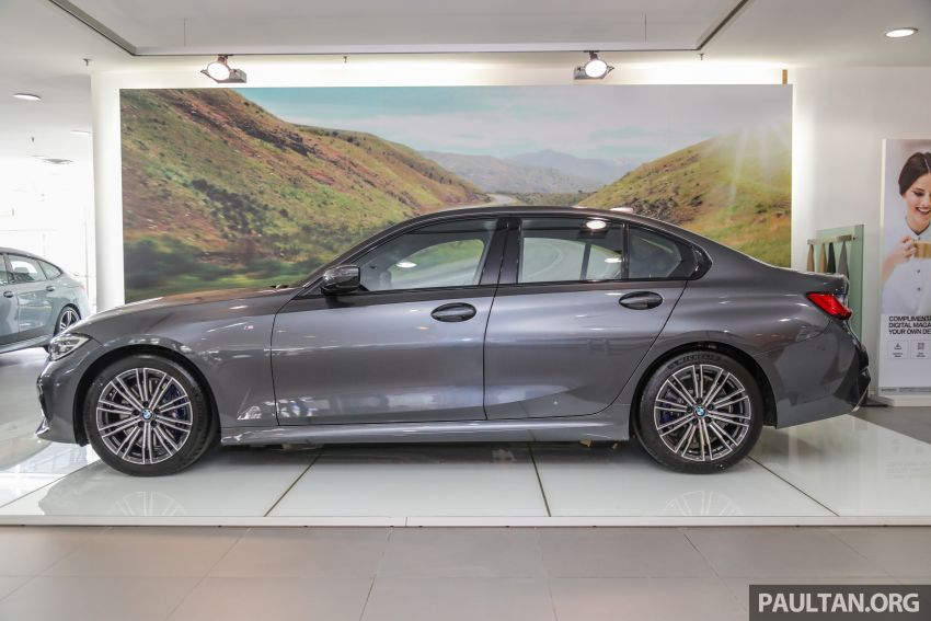 GALLERY: Locally-assembled G20 BMW 330i in detail Image #1022724