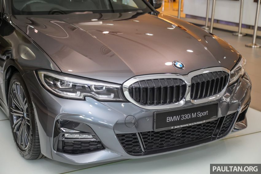 GALLERY: Locally-assembled G20 BMW 330i in detail Image #1022727
