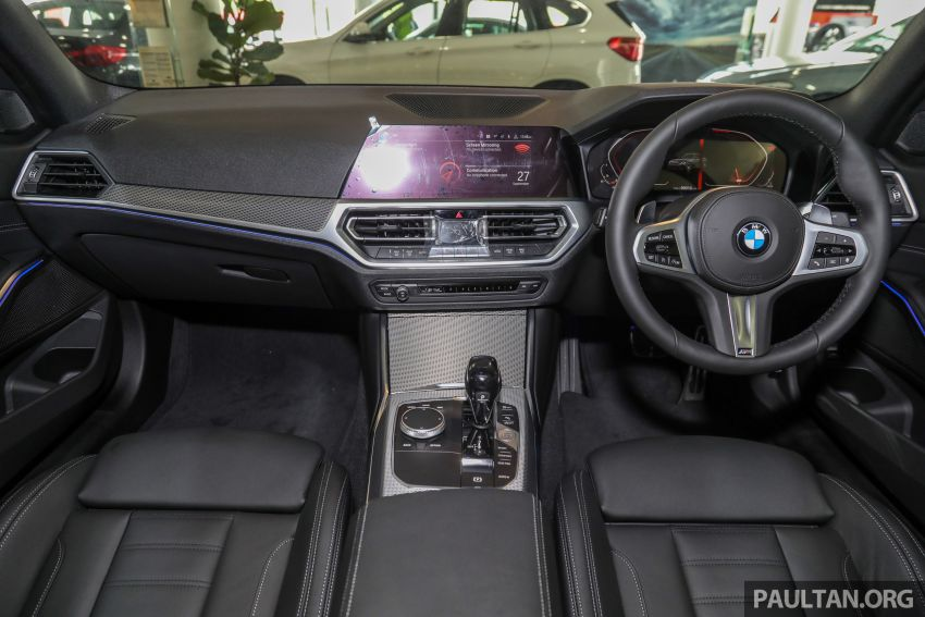 GALLERY: Locally-assembled G20 BMW 330i in detail Image #1022765