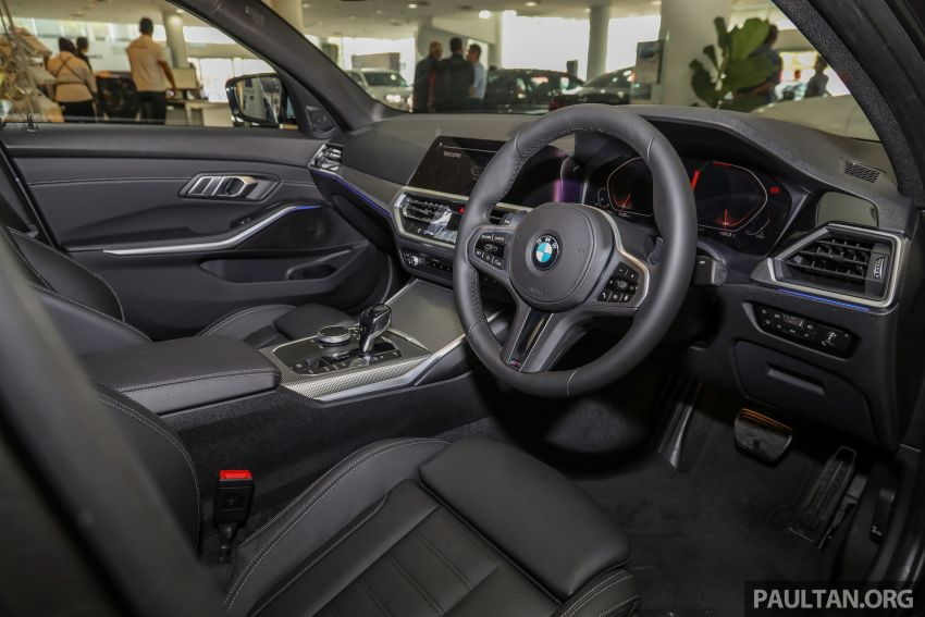 GALLERY: Locally-assembled G20 BMW 330i in detail Image #1022767